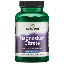 Magnesium Citrate 225mg 240...